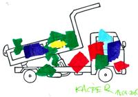 Prace naszych dzieci - Kacper